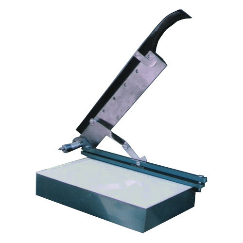 A4 Sample Cutter Guillotine Type