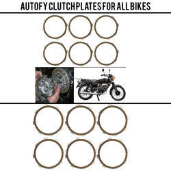 AUTOFY CLUTCH PLATES FOR ALL BIKES