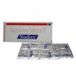 Naltrexone Tablets IP Nodict 50 Mg