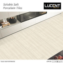 Lucent Glossy Ivory Nano Vitrified Tiles, Size: 60x60 Cm