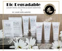 Bio-Degradable Luxury Hotel Toiletries & Guest Amenities, Bottles And Tues