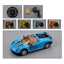 Three Battery Optional Kids Remote Control Car