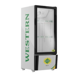 SRC200-GL 170 Liters Electric Western Visi Cooler