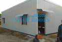 Metal roofing construction service