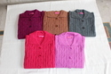 Ladies Cardigan V-Neck