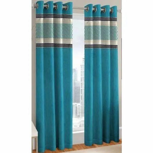 Polyester Printed Designer Window Curtain