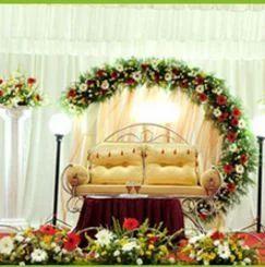 Wedding Stage Decorator In Coimbatore