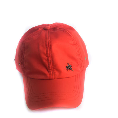 1233dc0e5937d Red Fitted Boys Sports Cap