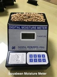 Soybean Seed  Digital Moisture Meter