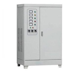 Ecosun Three Phase Static Voltage Stabilizer, 360-460VAC, 415VAC
