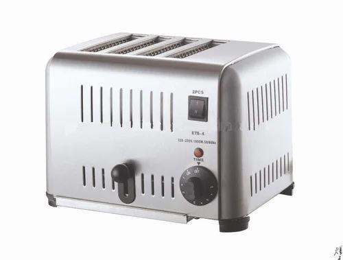 Kitchen World 4 Slice Toaster Machine