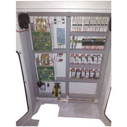 Mild Steel Sheet Three Phase Electrical Control Panel
