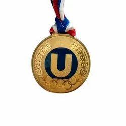 Gold Medals, Shape: Custom Shape, Rs 500 /piece, RD