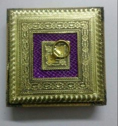 Gold Plated Dry Fruit Box