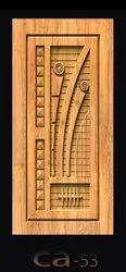 Digital Carving Memran Print
