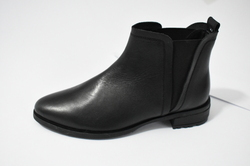 Men's Novelty Shoes Nappa Leather Fall / Winter Oxfords Booties / Ankle Boots Black / Red / Wedding