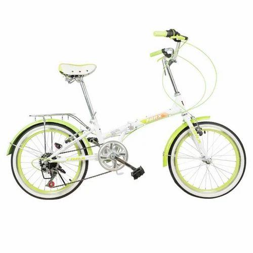 b58869f7b8b GOGOA1 FRRX Folding City Bike with 20 INCH Spoke Wheels at Rs 8999 ...