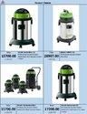 Vacuum Cleaners (Wet & Dry, Home & Industrial Applications)