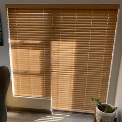Brown Bamboo Venetian Blind, For Home, Hotel