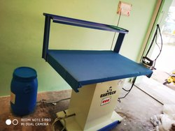 Semi Automatic Ironing Machine