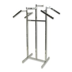 4 Way Garment Rack