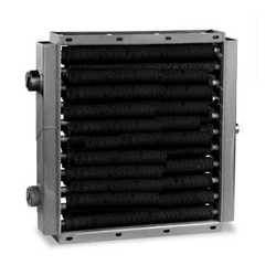 Aluminum Rig Air Oil Cooler