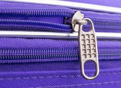 Luggage Zipper