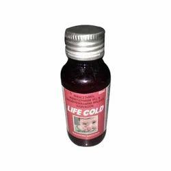 Paracetamol Phenylephrine HCL & Chlorpheniramine Maleate Suspension, Bottle Size: 60 mL