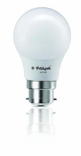 Led Daylight Bulb: Cool Daylight, Warm White LED Bulb 4 Watt, Rs 120 /piece