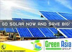 Solar Power Plant EPC