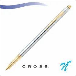 Cross Chrome Medalist Fountain Pen