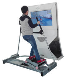 TV Type Ski Gym
