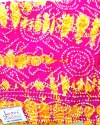 Jasvi Georgette Pure Bandhej Sarees (product Id : 100989)