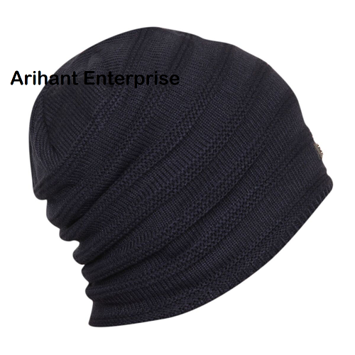 22c6ee211a8 Arihant Brown Skull Cap For Winters
