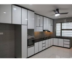 Wooden Kitchen Cabinets In Delhi व डन क चन क ब न ट