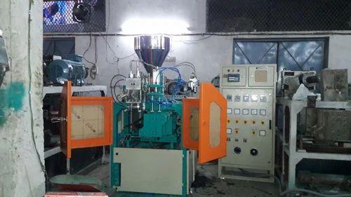 250 ML Single Blow Molding Machine