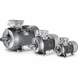 Siemens Electric Motor, <100 V And >700 V