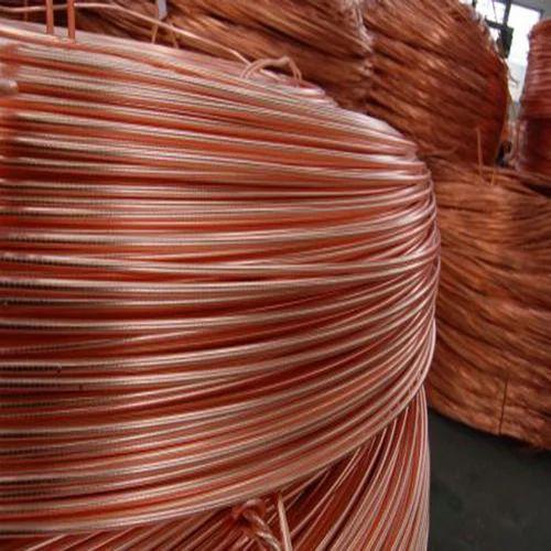 Continuous Cast Copper Wire Rod at Rs 445/kilogram   Copper Wire Rods   ID:  20183080012