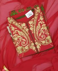 Gota Patti Red Suit