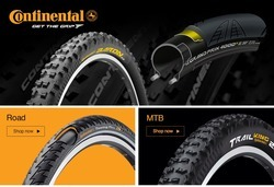 Continental Tyres Cycle