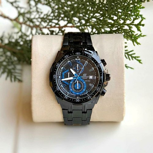 5191a4f19 Round Analog Mens Wrist Watches, Model: Casio Edifice EFR 539, Rs ...