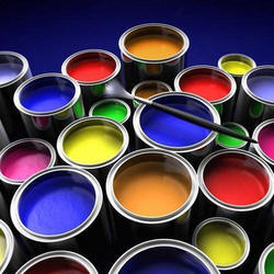 Industrial Automotive Paints, Packaging Type: Can