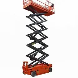 MS Aerial Scissor Lifts