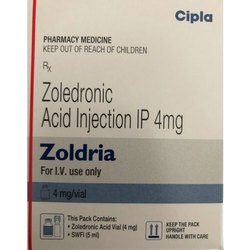 Zoledronic Acide Injection IP 4mg