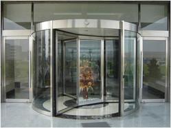 Marvel Swing Automatic Revolving Glass Door