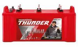 Massimo Thunder 150 Ah Flat Tubular Battery, 12, Warranty: 4 years