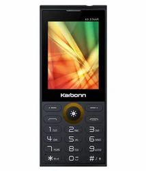 Karbonn K9 Staar 4GB and Below Black Grey
