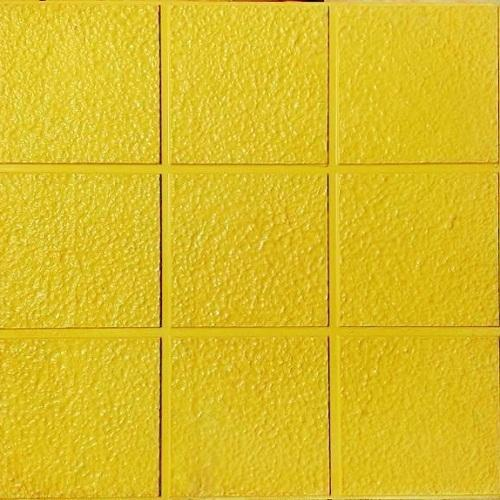 Yellow Floor Tiles, 20-25 Mm, Rs 27 /feet, Omkar Tiles | ID: 16339878788
