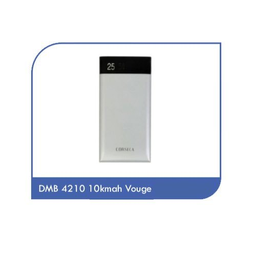 Corseca Vogue DMB4210 10K mah Power Bank