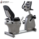 Spirit Cr 825 Recumbent Bike